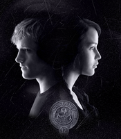 THG:Katniss + Peeta:District 12 Tributes by justadistrict12girl