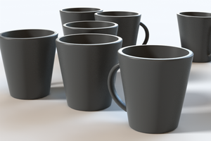 Cups by DaBanch