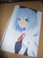 Cirno - Painting by Extacy-Project