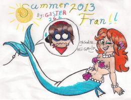Summer 2013: Fran by gilster262
