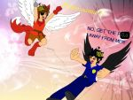 Five Nights at Kid Icarus by IvanSonicStory