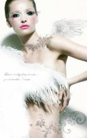 When angels dream by sofille