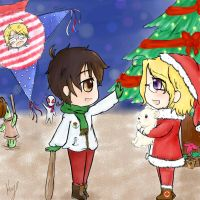 "aph - welcome to the ""Posada"" by kikyoyami8"