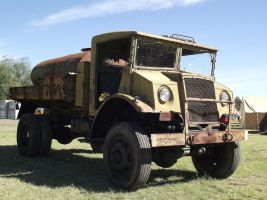 Old Blitz water Cart 4x4 by RedtailFox