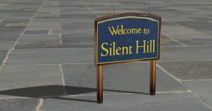 WELCOME TO SILENT HILL by Oo-FiL-oO