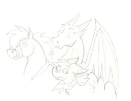 Hp2, Umbre, and Shoy by UmbriHearts