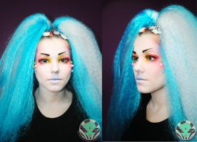 Harajuku Makeup by Face-Invaders