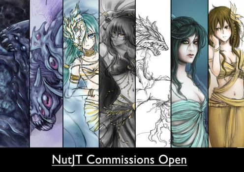 Commission Fall 2013 by nutJT