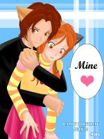 Mine - For Joly by Tasuki-no-Miko