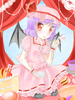 Remilia-sama by yanano