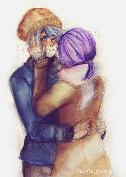 Cold days... [BxB][FNAFHS] by gisse1999