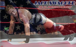 Jack Swagger by A-H-D