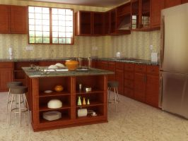 kitchen4 by hesamsaken