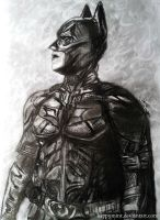 Batman by happymint