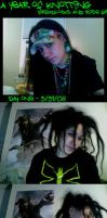 Dreadlock Timeline by misako