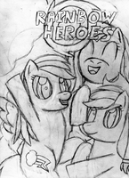 heroes by TheBigApple