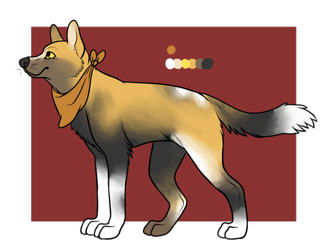 Nuka Ref by kangaloon