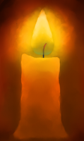 Candle Homework by Unonomus