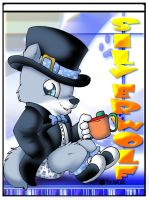 SIlverwolf Tux Tag by Tavi-Munk