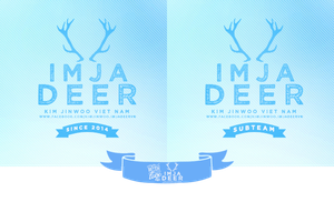 [IMJA DEER] AVATAR AND SUBTEAM's LOGO by joyslei