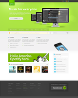 Spotify Concept by davitto