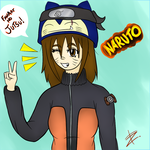 Hurray for Naruto by Zizibs