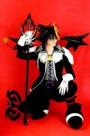 Sora Halloween Town 01 cosplay by 696Axel696