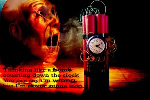 Ticking by Tyger-graphics