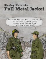 Full Metal Jacket by thequeerzebra