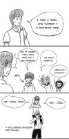 Persona 4 - King's Game by laughinguy