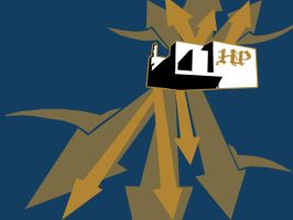 HP Wallpaper 2 by MeQ