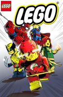 LEGO Superheros Submission by BeniaminoBradi