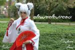 okami (original character) by ElisiumEleutheria