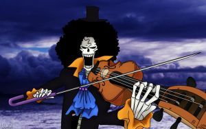 Brook's violin attack by banpap