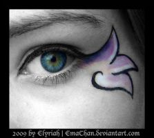 Gothic MakeUp .:10:. by Elyriah