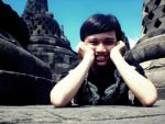 the lost boys in borobudur temple by ervansetiawan