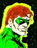 Hal Jordan by labguyinwa by CDL113