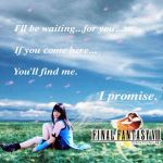 I'll be waiting... for you... by PrincessRiN0a
