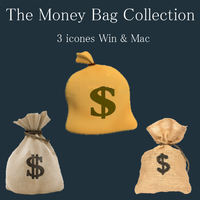 The Money Bag Collection by patate18