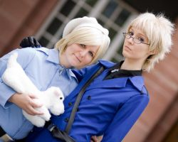 APH: Finland and Sweden by LolliChan