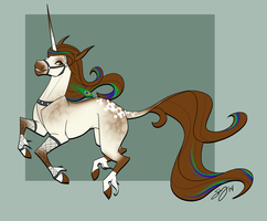 Famosity unicorn by Famosity