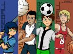 Play Sport Man of Action Hero by 4eknight11