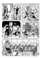 Get a Life 1 - page 3 :inks: by saganich