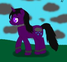 My little OC by Zophrenia