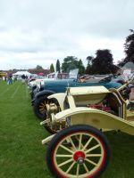 Model T Fords by photodash