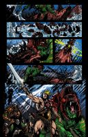 Masters of the Universe - Comic by shubcthulhu