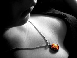 Amber on Amber by AStaticPhotograph