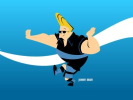 Johnny Bravo by maurici0