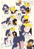 NaruHina: It was a dream by nightto