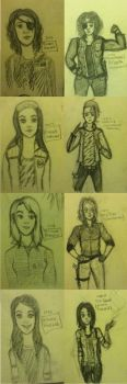 The True Lives of the Fabulous Killjoys by blackparadebullet